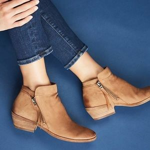 Sam Edelman Packer Suede Booties